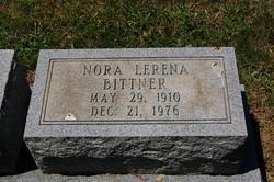 Nora Lerena <i>Witte</i> Bittner