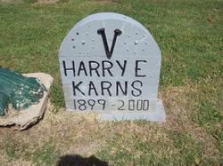 Harry E. Karns