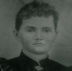 Annette Amelia Nettie <i>Blanchard</i> Hutchins