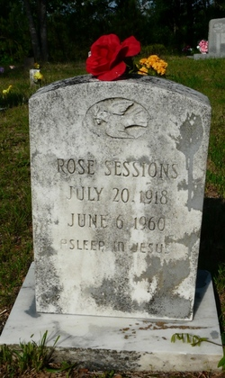 Rosie <i>Herron</i> Sessums