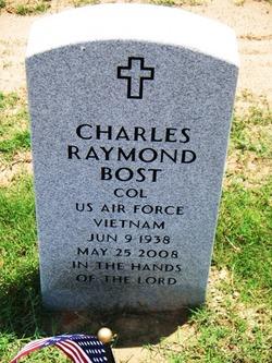 Col Charles Raymond Bost