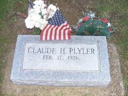 Claude Herman Plyler