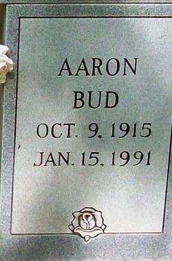 Aaron Bud Biddix