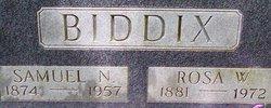 Samuel N. Biddix