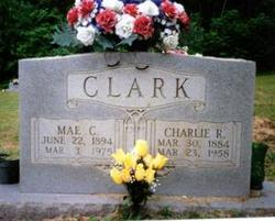 Charles Robert Charlie Clark