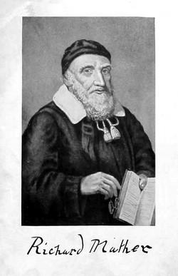 Rev Richard Mather