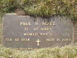 Paul Bernard Botz