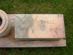 John Howell Blanton