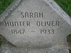 Sarah Hunter <i>Gearhard</i> Oliver