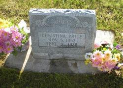 Christina <i>Shepherd</i> Price