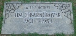 Ida Mae <i>Spurgeon</i> Barngrover