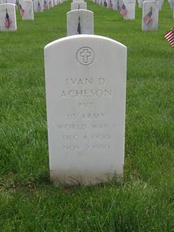 Ivan D Acheson