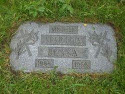 Martha <i>Zaleta</i> Benna
