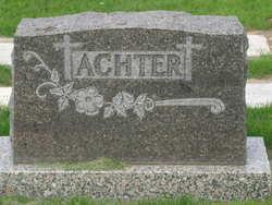 Frances Devern <i>Welty</i> Achter