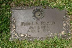 Flora Elizabeth <i>Kyle</i> Foster
