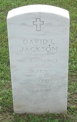 David Lee Jackson