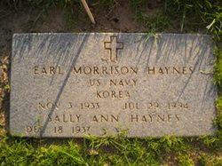 Earl Morrison Haynes