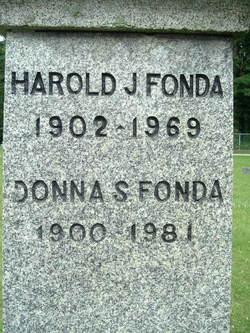 Donna M. <i>Sisco</i> Fonda