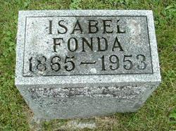 Isabel A. <i>Howard</i> Fonda