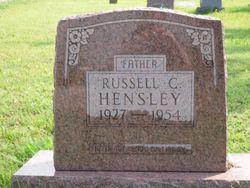 Russell C. Bud Hensley