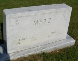 Elmer Preston Metz, Sr