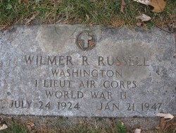 Wilmer R Russell