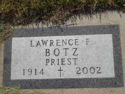 Rev Fr Lawrence F Botz
