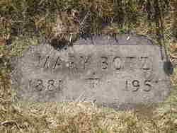 Mary Botz