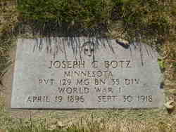 Joseph C Botz