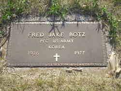 Frederick Jacob Botz