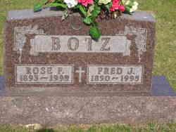 Frederick John Botz