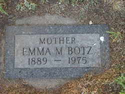 Emma M Botz