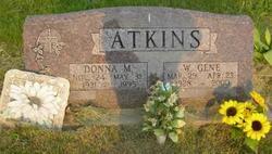 Donna M. <i>Deck</i> Atkins