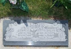 Lottie <i>Shupe</i> Corey