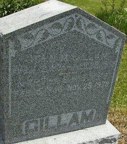 John M Gillam