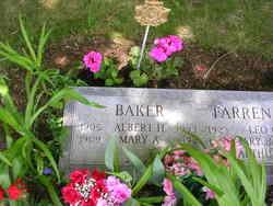Albert Henry Baker