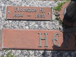 Florence Angeline <i>Stanford</i> Hefner