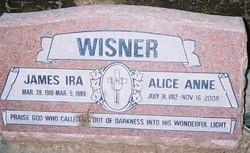 Alice Ann Wisner