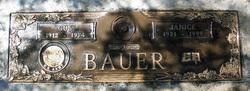 Gustave Gus Bauer