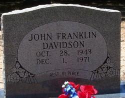 John Franklin Davidson