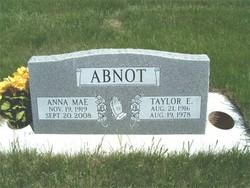 Anna Mae <i>Tweedy</i> Abnot