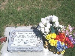 Amelia Amador