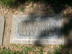 Josefa Guerrero <i>Garcia</i> Bila