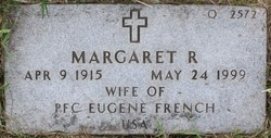 Margaret R French