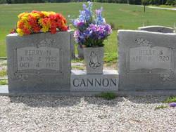 Belle B. Cannon