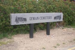 Lyman City Cemetery