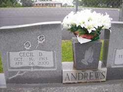 Cecil David Andrews