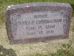 Mary Agnes <i>Kelly</i> Cunningham