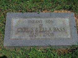 Infant Son Bass
