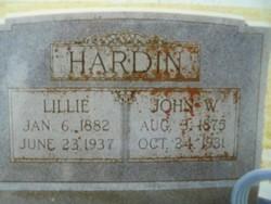 John Wesley Hardin, Jr